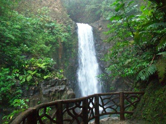La Paz Waterfall Gardens: y mas cascadas