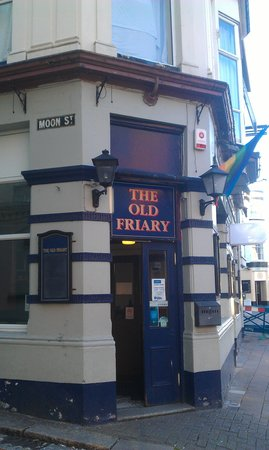 The Old Friary Pub - The Cider House