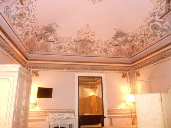 Manganelli Palace Hotel: le volte