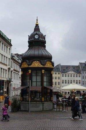 Copenhagen King's Square : Cute.