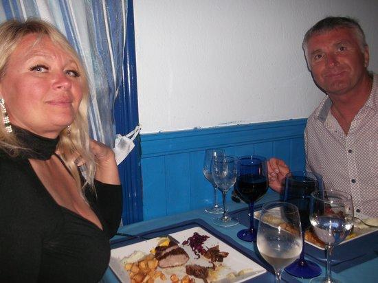 Atlantico Bar Restaurant: Yum Yum