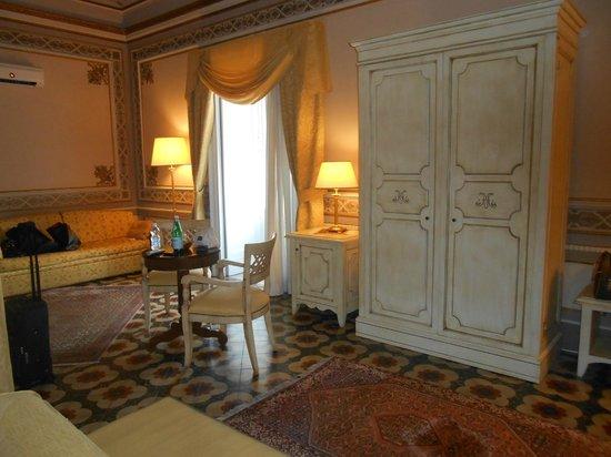 Manganelli Palace Hotel: Suite