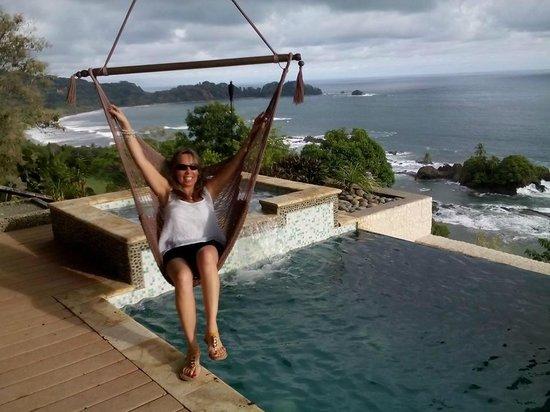 Punta Gabriela : Great view!!!