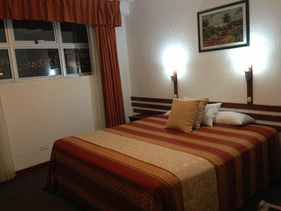 Hotel Suenos del Inka: Habitación matrimonial
