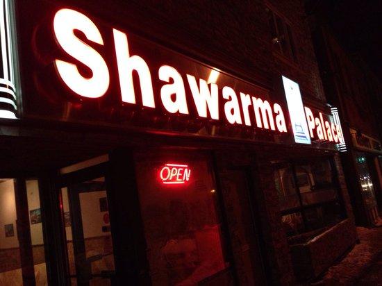 Shawarma Palace: Shawarmala Palace