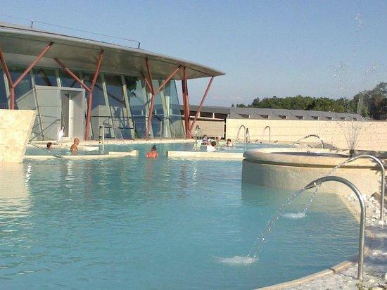 Hotel Garden : piscine termali