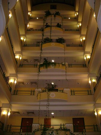 Hotel Palace Heviz: Отель Палас