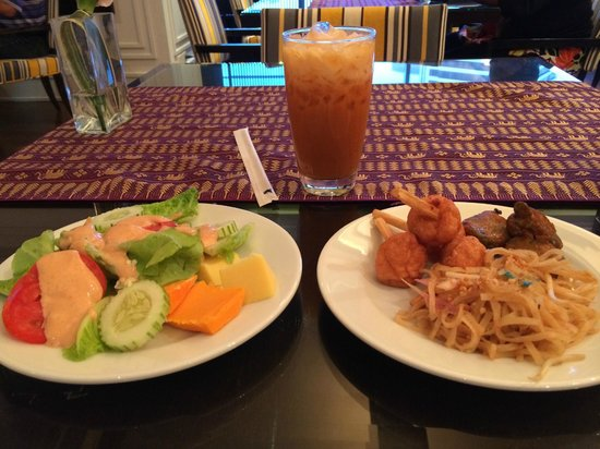 JW Marriott Hotel Bangkok: Dinner