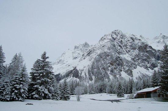 Camping Des Glaciers : May 2014. Fairytale wonderland