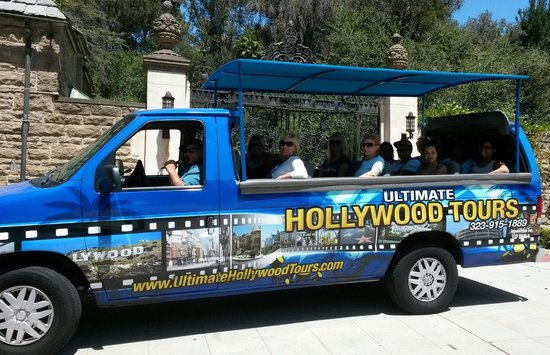 ‪Ultimate Hollywood Tours‬