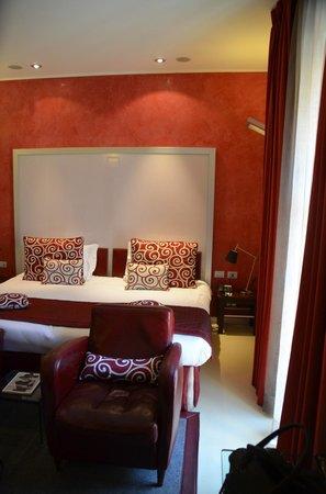 La Griffe Roma - MGallery By Sofitel: chambre de luxe