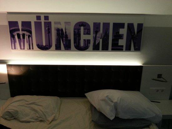 Rilano 24/7 Muenchen City: room