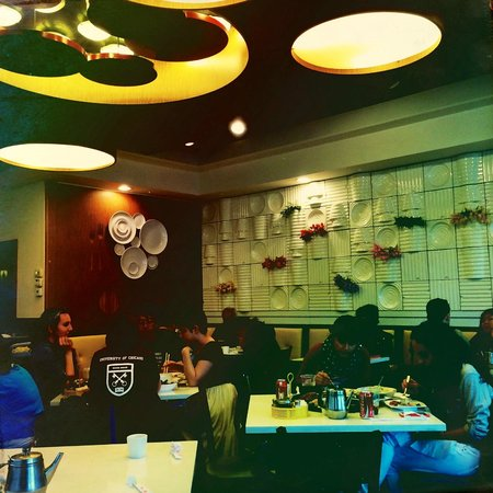 Ken Kee Restaurant: View of the restaurant