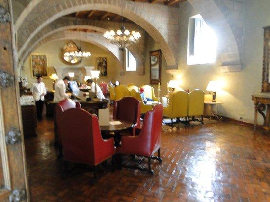 Belmond Hotel Monasterio : lobby area
