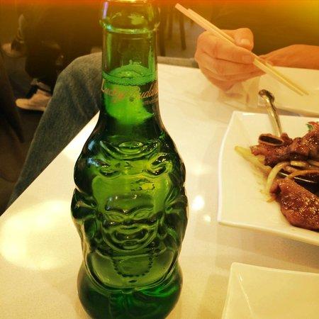 Ken Kee Restaurant : The Buddha Beer