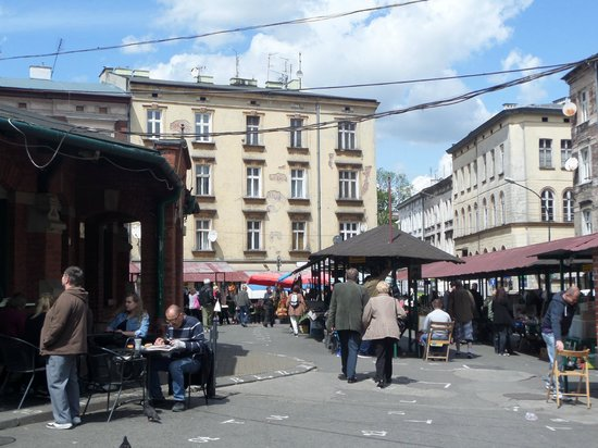 Jewish District (Kazimierz): Quartiere Ebraico