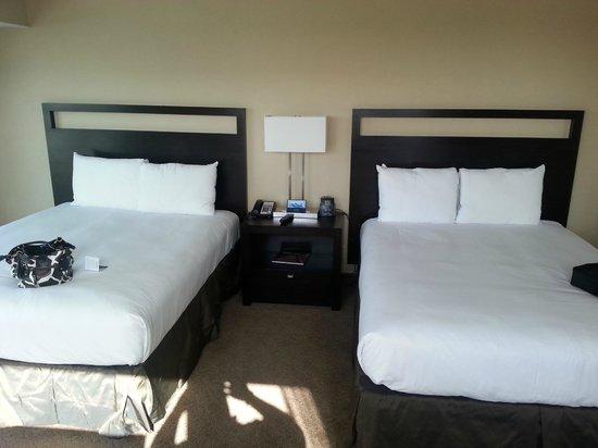 Hilton Anaheim: Beds