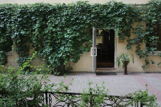 Nevsky Mayak Hotel: Фасад отеля
