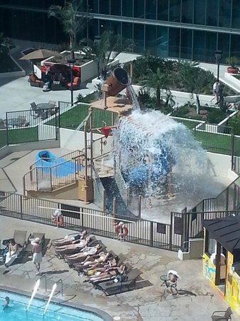 Hilton Anaheim: Kiddie Pool