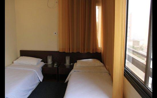 Mizpe Yam Hotel: Номер