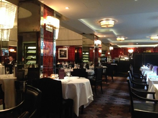 The Savoy Grill : Savoy Grill