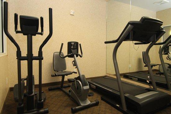Comfort Inn Richfield: Exercise Room