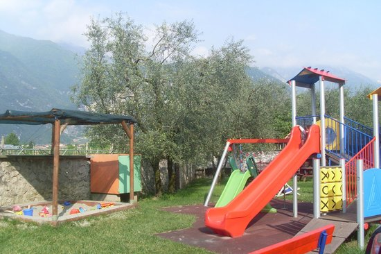 Residence Filanda : speelparadijs voor de kinderen