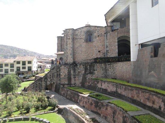 Convento de Santo Domingo: view from terrace