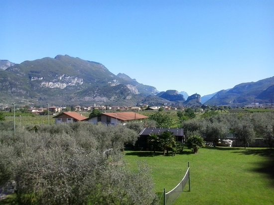 Residence Filanda : mooie uitzicht vanuit balkon