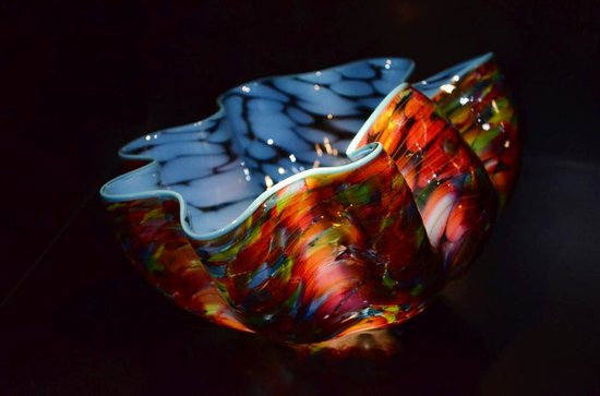 Chihuly Garden and Glass : macchia