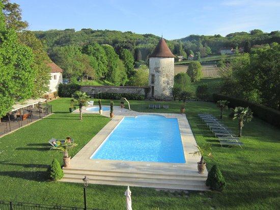 Chateau Chapeau Cornu : pour le plaisir de les yeux