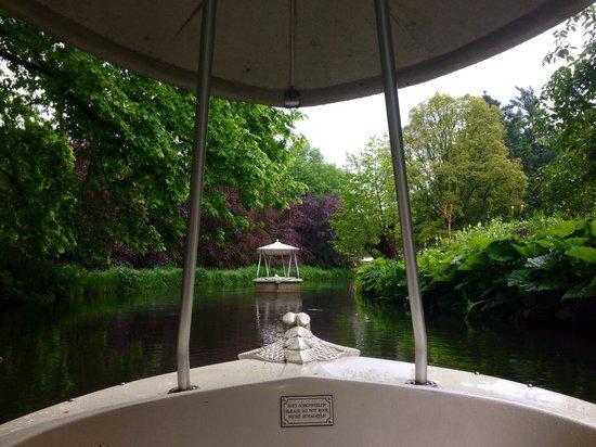 Efteling: Boat ride