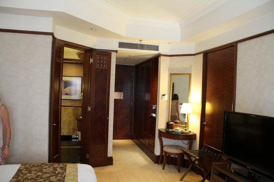 Shangri-La Hotel Kuala Lumpur : La chambre