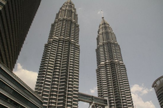 Shangri-La Hotel Kuala Lumpur : les tours