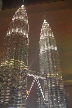Shangri-La Hotel Kuala Lumpur : les tours de de la chambre
