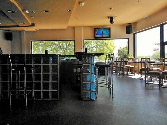 SHS Hotel Aeropuerto: Bar y cafeteria del hotel
