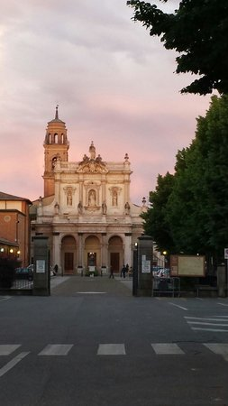 Santuario Basilica della Beata Vergine del Santo Rosario di Fontanellato