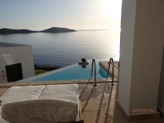 Tui Sensimar Elounda Village Resort & Spa by Aquila : Fantastic view