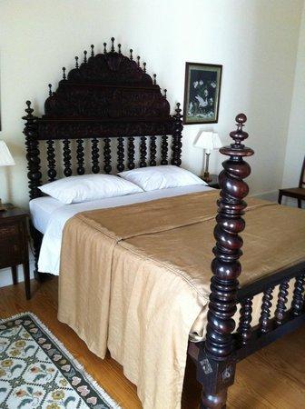 Schlafzimmer - Bild von Parador Casa da Insua, Penalva do ...