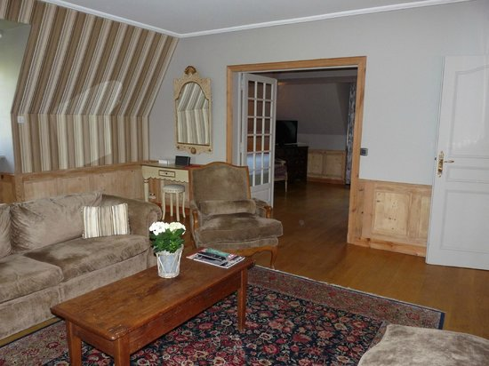 La Ferme Saint Simeon - Relais et Chateaux: Suite de 70 m2