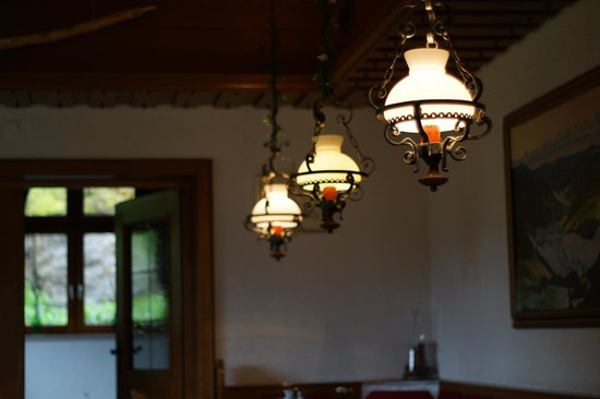 Hotel Grossbach : Impression of the restaurant