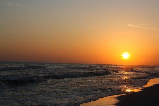 Celadon Beach Resort : Sunset