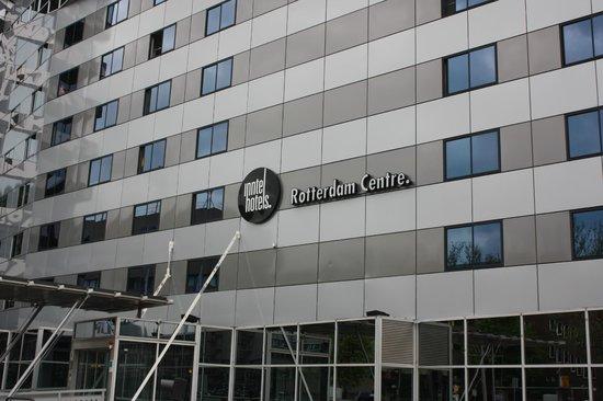Inntel Hotels Rotterdam Centre: fachada lateral