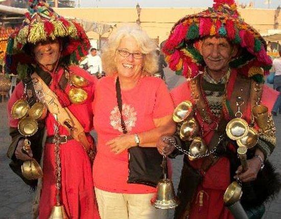 Boumalne Dades, Maroc : Marakech