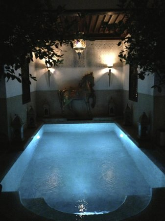 Riad Assakina : Pool