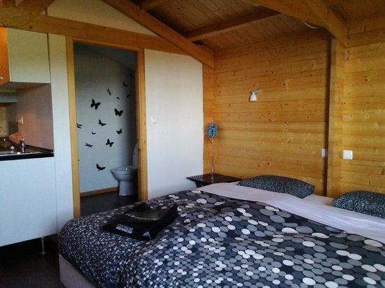 Madeira Sunset Cottage: Quarto de dormir