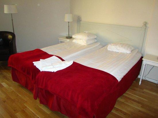 Unique Hotel : Удобные кровати