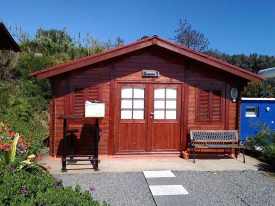 Madeira Sunset Cottage: Chalé