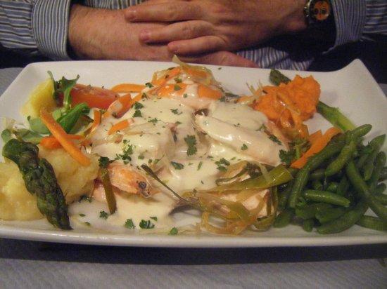 L'Assiette Normande: otro de los platos