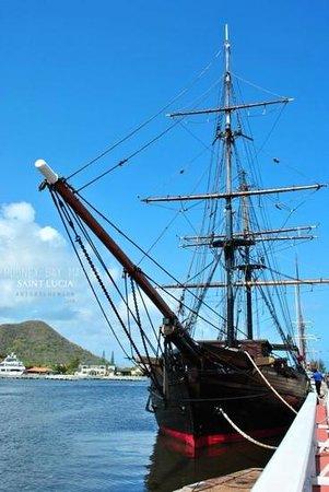 Rodney Bay Marina: The Henrietta of POC